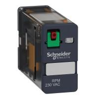 Втычное реле Zelio Relay RPM11P7 Schneider Electric