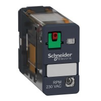 Втычное реле Zelio Relay RPM12B7 Schneider Electric