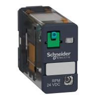 Втычное реле Zelio Relay RPM12BD Schneider Electric