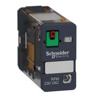 Втычное реле Zelio Relay RPM12P7 Schneider Electric