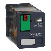Втычное реле Zelio Relay RPM21B7 Schneider Electric