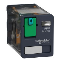 Втычное реле Zelio Relay RPM21BD Schneider Electric