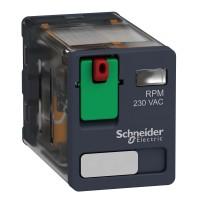 Втычное реле Zelio Relay RPM21P7 Schneider Electric