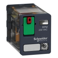 Втычное реле Zelio Relay RPM22B7 Schneider Electric