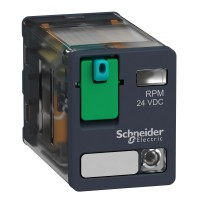 Втычное реле Zelio Relay RPM22BD Schneider Electric