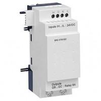 SR3XT43BD Модуль расширения аналогового вв/выв. Zelio Logic 0...10 V-25...125 °C0...20 mA Schneider Electric