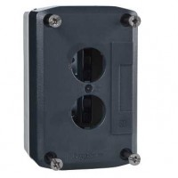 XALD02H7 Пустой кнопочный пост Harmony XALD Schneider Electric