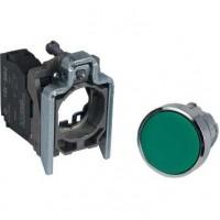 XB4BA31 Кнопка в сборе Harmony XB4 Schneider Electric