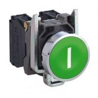 XB4BA3311 Кнопка в сборе Harmony XB4 Schneider Electric