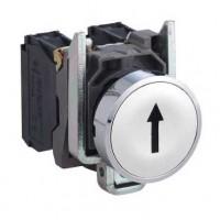 XB4BA3341 Кнопка в сборе Harmony XB4 Schneider Electric