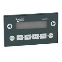 XBTN200 Компактная панель с сенсорным экраном и клавиатурой Magelis XBTN Vijeo Designer Lite Schneider Electric